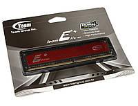 Память 4Gb DDR4, 2400 MHz, Team Elite Plus Red, 16-16-16-39, 1.2V, с радиатором (TPRD44G2400HC1601)