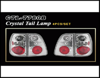 Фары-стоп L/C 100 98-04 Crystal (4шт)