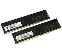 Оперативная память для компьютера 8Gb x 2 (16Gb Kit) DDR4, 2400 MHz, G.Skill, 15-15-15-35, 1.2V (F4-2400C15D-16GNS)