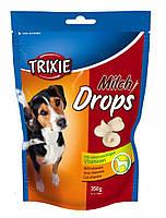 Лакомства Trixie Milk Drops для собак молочные, 350 г, фото 1