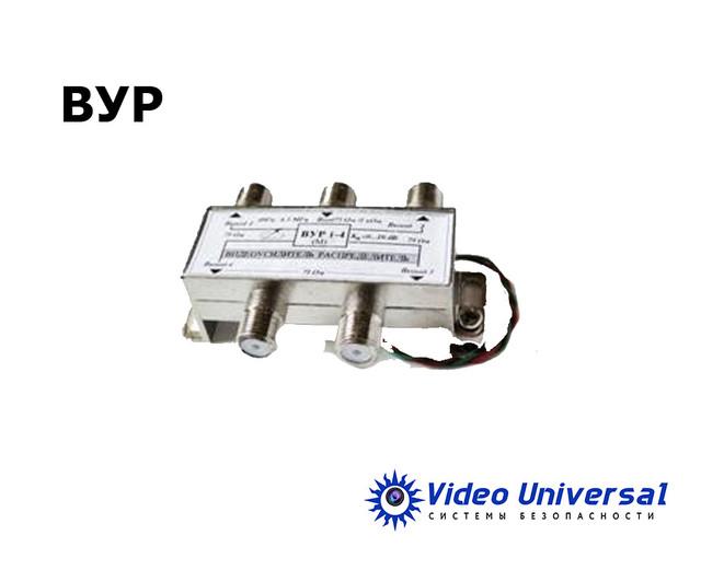 Устройства передачи видео сигнала