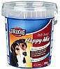 Лакомства Trixie Soft Snack Happy Mix для собак, с курицей, бараниной и лососем, 500 г