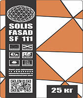 Клей для крепления и армирования пенополистирольных и минераловатных плит «SOLIS« SF 111 »