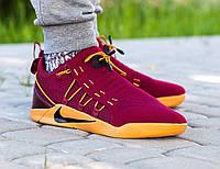 Мужские кроссовки Nike KOBE A.D. NXT, бордовые