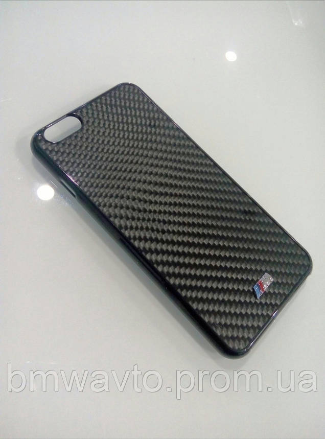 Чехол BMW М Carbon для Apple IPhone 6 Plus, фото 2