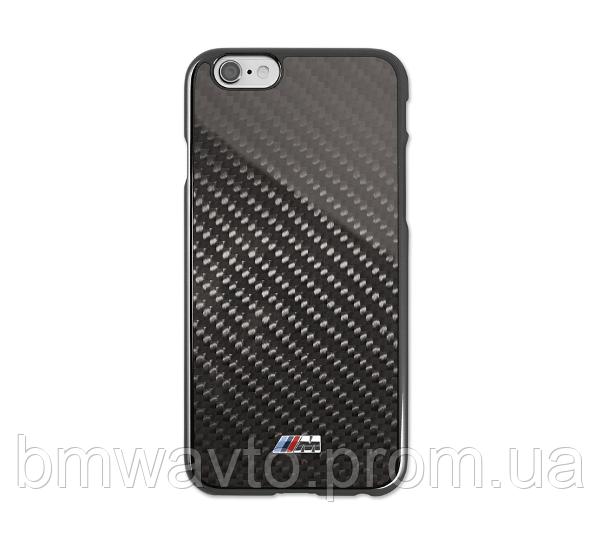 Чехол BMW М Carbon для Apple IPhone 6 Plus