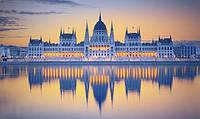 """Картина """"Будапешт на воде"""""""