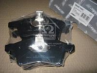 Колодка торм. диск. (RD.3323.DB1282) VW TRANSPORTER (T4) 90-03 передн. (RIDER)