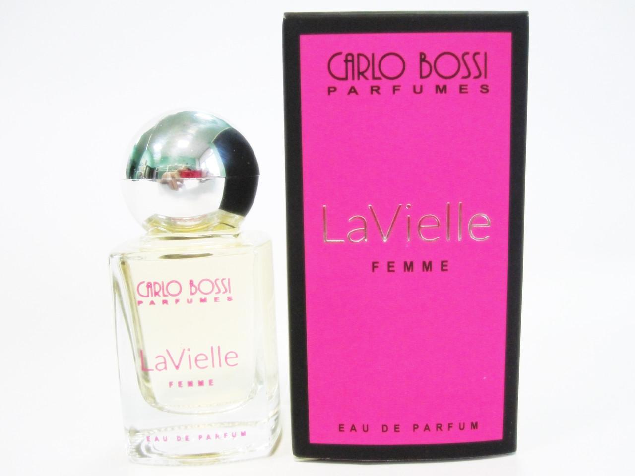 Парфюмерная вода для женщин Carlo Bossi LaVielle Black мини 10 мл (01020172001)