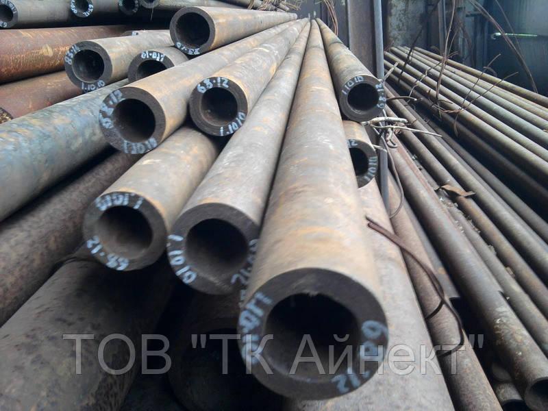 Труба стальная бесшовная 68х12 мм ст.20 ГОСТ 8732 БШ горячекатаная
