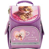 Рюкзак школьный каркасный 501 Rachael Hale-1