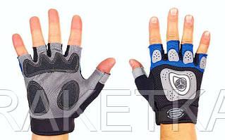 """Велоперчатки текстильные """"SCOYCO"""". Вело рукавички"""