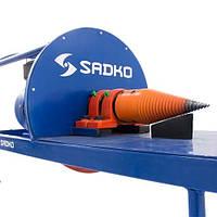 Конусный электрический дровокол Sadko ES-2200