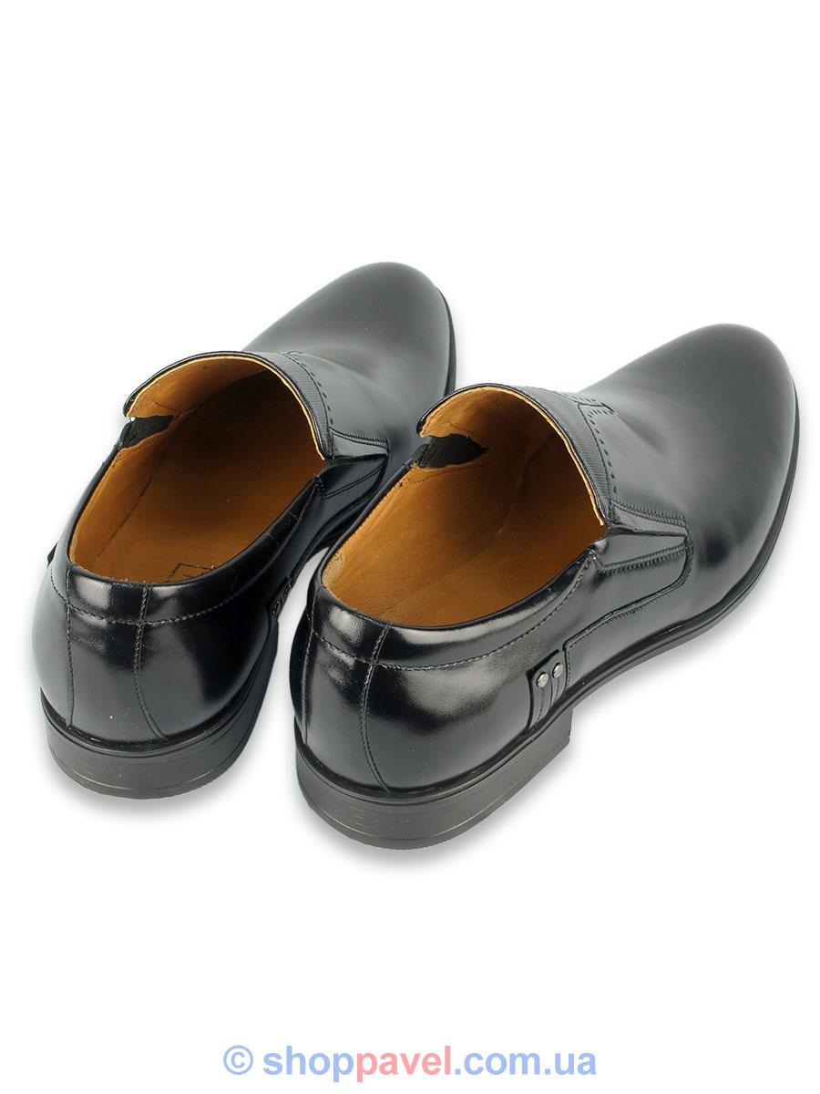 a8ca1a6ec Туфли мужские Tapi 5356 лоферы черные - Магазин мужской одежды