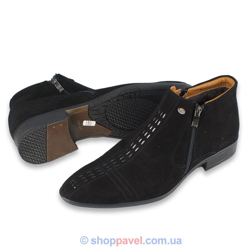 Ботинки мужские кожаные Tapi 2122 челси  (Польша)