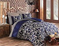 Набор постельного белья сатин  200х220 Cotton box Royal Saten PERALACIVERT