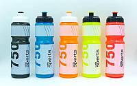 Спортивная бутылочка для воды I LOVE SPORT. Пляшка для води
