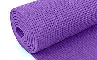 Коврик для фитнеса Yoga mat 066. Килимок