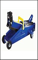 Домкрат гидравл. подк. 2т чемод. min 130мм - max 350мм,  9кг Iron Hand (ДП-20009К)