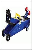 Домкрат гидравл. подк. 2т. чемод.  min 130мм - max 350мм. (N42001) 9кг