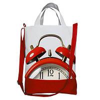 """Сумка с принтом """"City bag"""" - коллекция MOOD (66 штук)"""