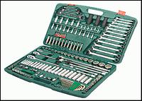 """HANS. Набор инструмента 163 предмета 1/4"""", 3/8"""",1/2"""" (ТК-163)"""