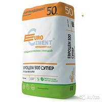 Цемент ПЦ 500, Евроцемент 25 кг