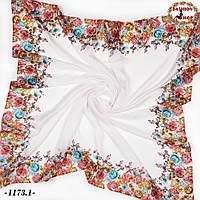 Красивый платок Лаванда