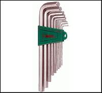 HANS. Комплект углов. шестигранников 1,5-10 мм, 9 пр. (16764-9M)