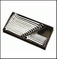 HANS. Набор ключей комбиниров.6-24 мм в ложем. 19 пред.  (TT-29)