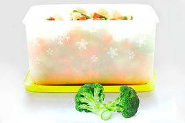 Охлаждающий лоток Tupperware на 2,5 л Идеален для заготовок овощей и фруктов на зиму.