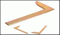 TJG.Клин для кузовных работ  (D1055)