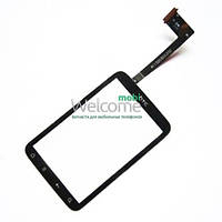 Сенсор (тач скрин) HTC A510e Wildfire S, G13, PG76100 rev.2 (оригинал)