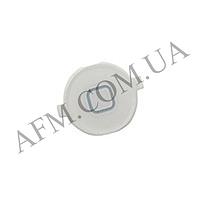 Накладка на кнопку (Home) для iPhone 4 белая