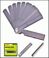 Alloid. Комплект щупов для свечей зажигания, от 0,05 до 0,63 мм, 15 предм (КЩ-6026)