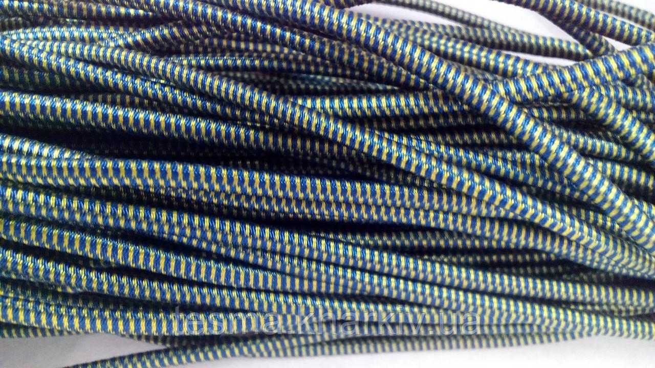 Шнур эластичный 3 мм