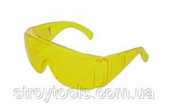 Очки защитные желтые,Technics,16-526,Киев.