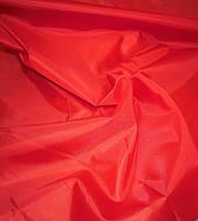 Плащевка мэмори светло-красная