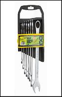 Alloid. Набор ключей комбинированных, 8 предметов, 9-19 мм. (1061-8)