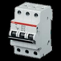 Выключатель автоматический ABB SH203-В 16A
