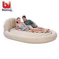 Надувная кровать Bestway 67397 215 х 152 см.