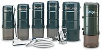 Монтаж, сервисное обслуживание встроенной системы уборки Vacuflo