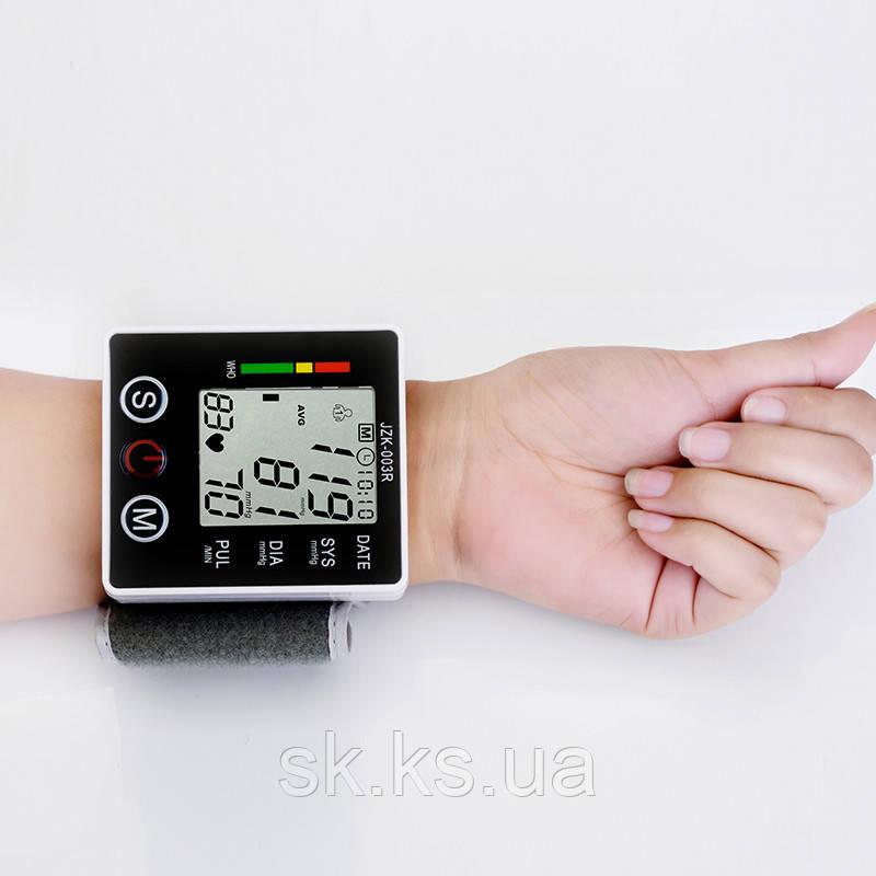 Тонометр автомат eco 1 - очень прост в эксплуатации высокого качества
