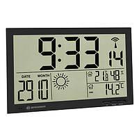 Метеостанция Bresser MyTime Jumbo LCD Black