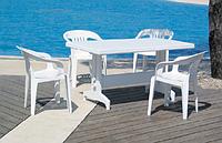 Садовый стол Prestige 70х120 Papatya