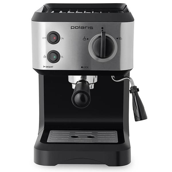 Кофеварка Polaris PCM 1517AE  (Домашняя кофеварка)