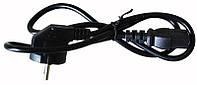 Сетевой шнур черный (электропитания) для мультиварки Redmond