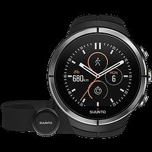Смарт-годинник Suunto Spartan Ultra Black HR (з нагрудним датчиком серцевого ритму)