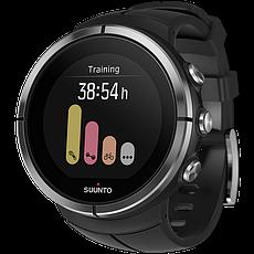 Смарт-годинник Suunto Spartan Ultra Black HR (з нагрудним датчиком серцевого ритму), фото 3