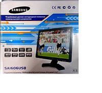 Цветной светодиодный телевизор 16 дюймов